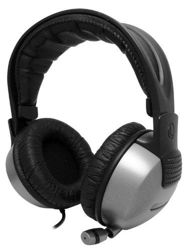 Arctic Sound P301 On-Ear-Kopfhörer (95dB/mW, 2x 3,5mm Klinkenstecker)