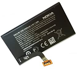 Piloda 100% Original Battery BV5XW 2000mAh For Nokia Lumia 1020
