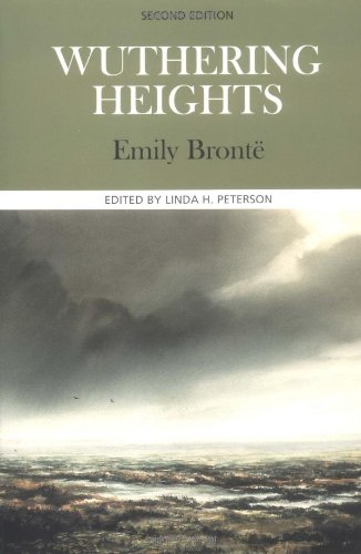 a short summary of emily brontes novel wuthering heights Free ebook: wuthering heights by emily brontë emily brontë's only novel, this tale portrays catherine and heathcliff, their all-encompassing love for one another this book was actually written by branwell bronte, the much maligned brother.