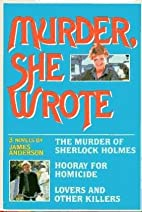 MURDER, SHE WROTE 3 Novels - MURDER OF…