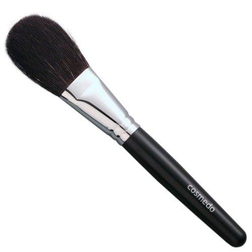 匠の化粧筆コスメ堂 レギュラータイプ 灰リス毛100%フェイスブラシ