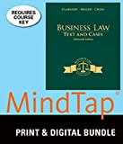 img - for Bundle: Business Law: Text and Cases, 13th + MindTap Business Law, 1 term (6 months) Printed Access Card book / textbook / text book