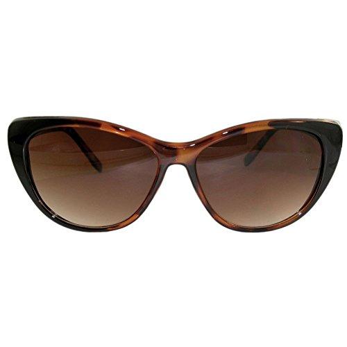 2 Tone Cat Eye Cateye Sunglasses