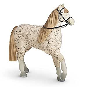 American Girl Saige - Saige's Horse Picasso - American Girl of 2013