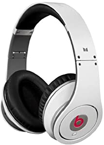 Beats by Dr. Dre Studio Over-Ear Headphones - White