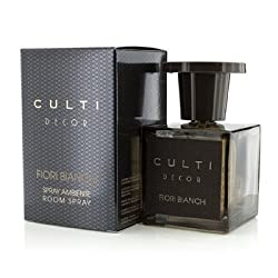 Culti Decor Room Spray - Fiori Bianchi- 100ml/3.33oz