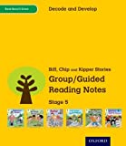 Oxford Reading Tree: Stage 5: Decode and Develop Guided Reading Notes (0198484208) by Miles, Liz