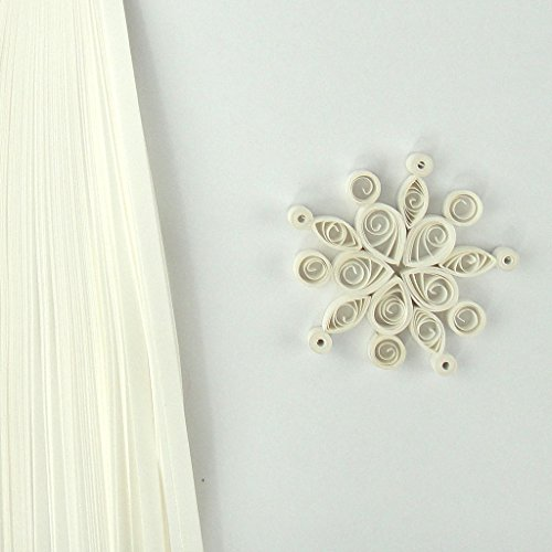Quill On Quill On Quilling Paper, White