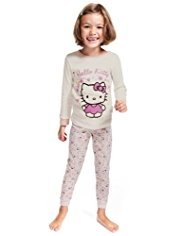 Pure Cotton Hello Kitty Pyjamas