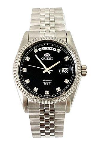 "ORIENT ""Oyster"" Classic Automatic Watch EV0J003B zaffiro"