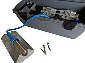 Seelye 270-2001FCP PortaWelder Kit with 500W 120V Heating Element and Gray Carrying Case, American Blue from Seelye Acquisitions, Inc.