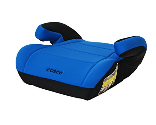 Cosco Top Side Booster Car Seat-Blue