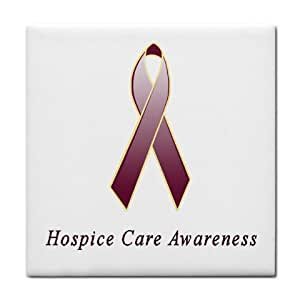 Home Care Hospice Awareness Ribbon