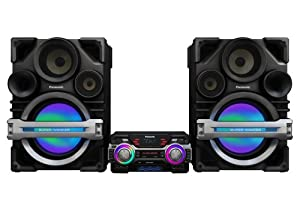 Panasonic SC-MAX650 Extra Large Audio System with Max DJ Effect and Giant 4-Way Speaker Box (Discontinued by Manufacturer)