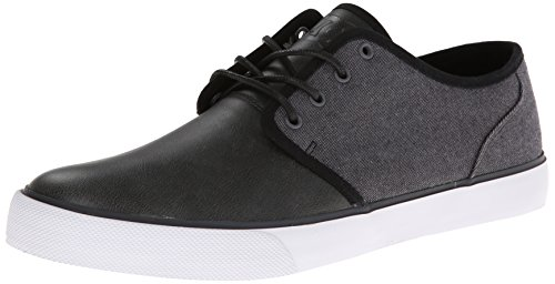 Dc Men'S Studio Tx Se Sneaker,Black/Grey,11 M Us