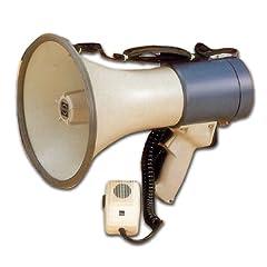Champro Megaphone with Handheld Microphone (25 Watt 1000 Yards) by Champro