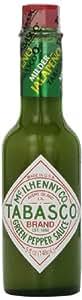 Tabasco Milder Green Pepper Sauce, 5 Ounce
