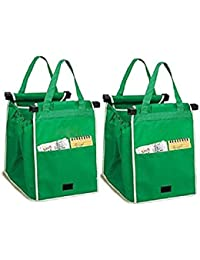 Ruff Set Of 2 Carry-on Shopping Grab Bags