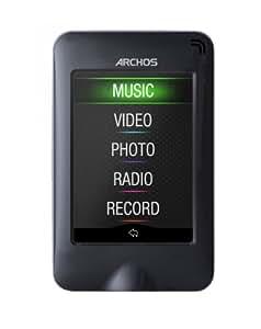 "Archos 28 Vision Lecteur mp3/mp4 Ecran 2,8"" 4 Go"
