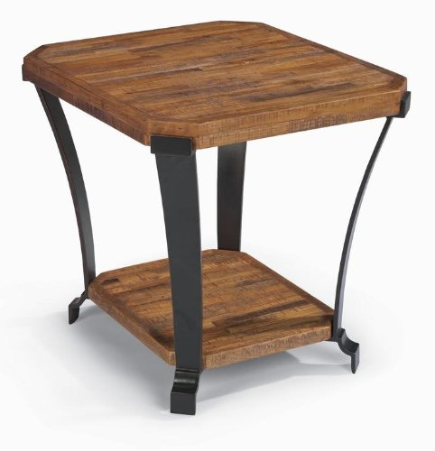 Image of Flexsteel 6627-01 Kenwood End Table (B0047ZA6EY)