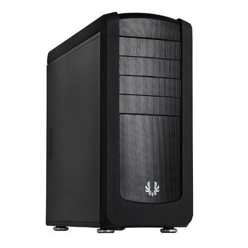 BitFenix Raider Midi Tower Chassis - Black