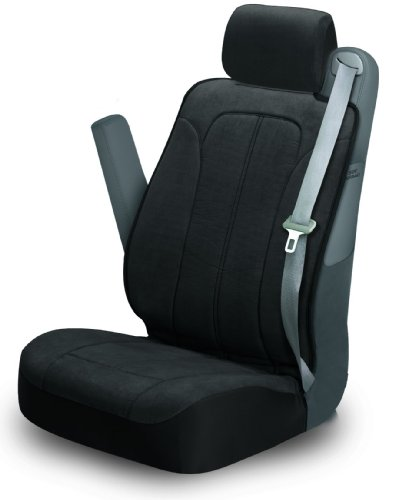 Amazing Auto Expressions 804216 Black Safety Fit Sideless Seat Cover Andrewgaddart Wooden Chair Designs For Living Room Andrewgaddartcom