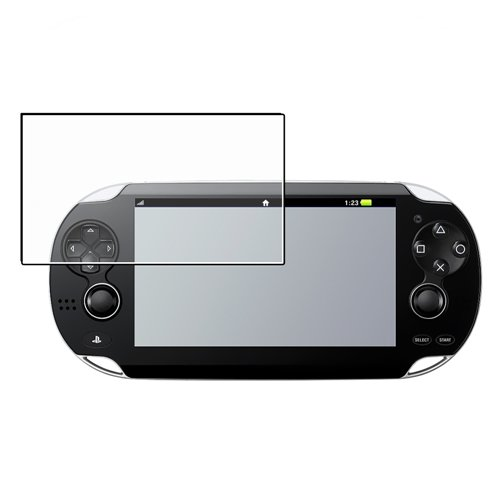 Commonbyte Anti-Glare Lcd Screen Protector Cover Guard For Sony Playstation Psvita Ps Vita