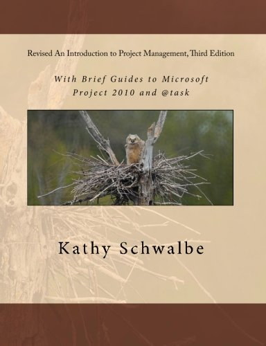 Fndfnsnsdnd revised an introduction to project management third edition with brief guides to microsoft project fandeluxe Choice Image