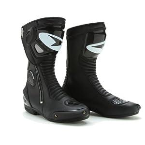 AXO Primato Boots, Black, Size 9 by AXO