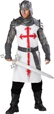 InCharacter Costumes, LLC Men's Crusader Costume