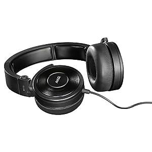 AKG K618 Casque audio DJ Noir