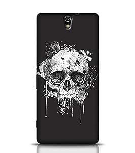 Case Designer for Sony Xperia C5 Skull - Multicolor