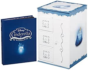 Cinderella Trilogy with Limited Edition Collectible Jewelry Box Packaging (Six-Disc Combo: Blu-ray/DVD + Digital Copy)