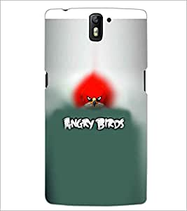 PRINTSWAG BIRD Designer Back Cover Case for ONE PLUS ONE