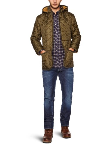 Lavenham Jackets Boxford Men's Jacket Spruce/Oak X-Large