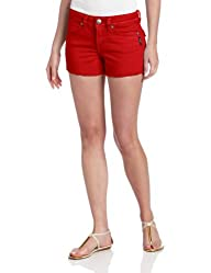 Silver Jeans Juniors Toni Flap Short