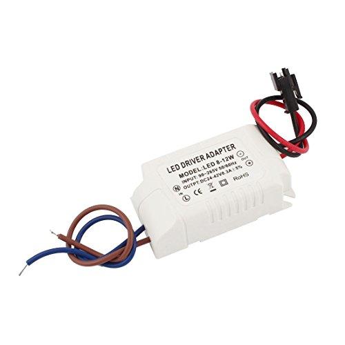 Ac 90-265V To Dc 24-42V 8-12X1W Led Light Power Supply Driver Adapter