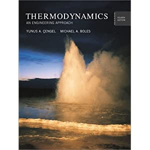 thermodynamics an engineering approach 9780072383324 yunus a cengel michael a boles