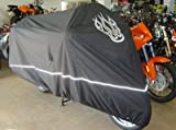 High Quality Motorcycle Cover, Fits up to 108