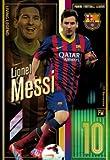 リオネル・メッシ FC バルセロナ リビングレジェンド LIVING LEGEND パニーニフットボールリーグ Panini Football League 2014 01 pfl05-164