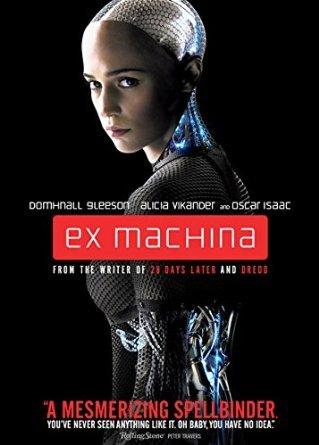Ex Machina (エクス・マキナ) [[DVD + Digital] 英語 北米版