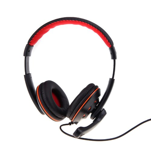 Ovleng Ov-Q5 Usb Stereo Headphone Headset Earphone With Microphone For Pc Laptop