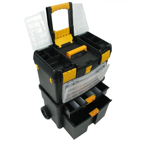 Trademark Tools 75-2050 XO Peak Deluxe Mobile Workshop and Toolbox