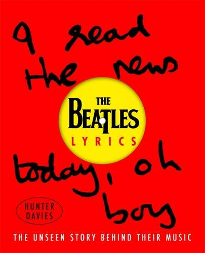 "The Beatles Polska: Premiera książki Huntera Davisa ""The Beatles Lyrics: The Unseen Story Behind Their Music"""
