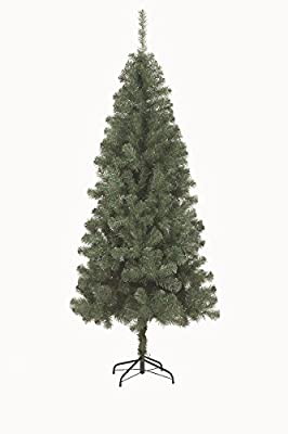 Gardman Alberta Slim Artificial Tree 7ftxDia.120cm Christmas Decoration Garden from Gardman