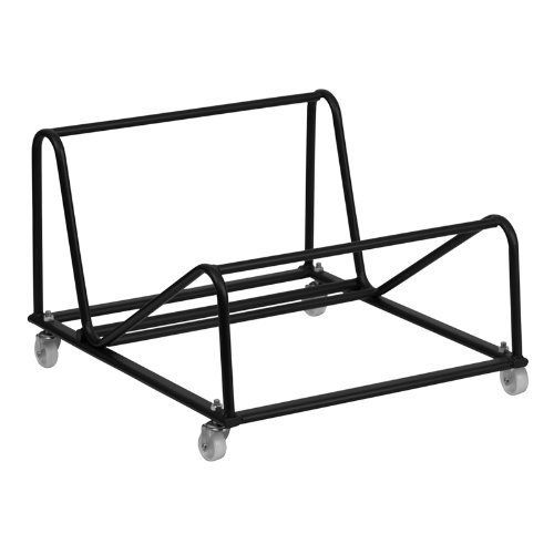 Flash Furniture Rut-188-Dolly-Gg High Density Stack Chair Dolly front-5601