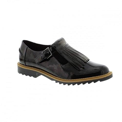 zapatos-casuales-de-mujer-de-mia-de-griffin-de-clarks-55-d-m-uk-39-eu-negro-patente