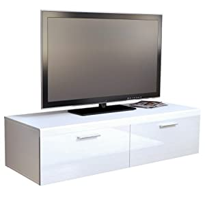 Buying Guide of  TV Stand Unit Atlanta in  matt /  High Gloss