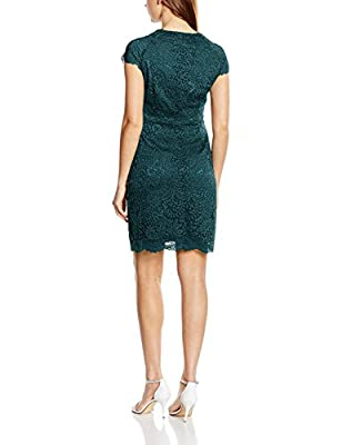 ONLY Women's Onlshira Capsleeve Wvn Dress
