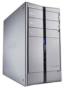 Sony VAIO PCV-RZ36G Desktop (3.0-GHz Pentium 4 (Hyper-Threading), 1 GB RAM, 160 GB Hard Drive, DVD+/-RW/CD-RW Drive, DVD-ROM Drive)